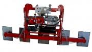 Manipulateur à ventouse pour pierre - Basculement à vérin hydraulique