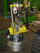 Manipulateur bobines de fils métalliques - Avec tête orbitale