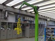 Manipulateur charges lourdes - Capacité max (kg) : 320