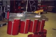 Manipulateur de fûts - Système Quicklift pour une utilisation optimale