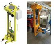 Manipulateur de fûts électrique - Capacité : 150 Kg