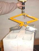 Manipulateur de matériaux de construction - Briques