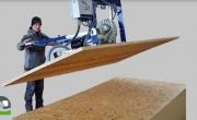Manipulateur de panneaux poreux 900 kg - Élévateurs manipulateurs de panneaux poreux 900 kg