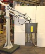 Manipulateur équipement de fonderie - Manipuler des composants dans les fours à hautes températures