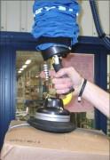 Manipulateur industriel à ventouse - Puissance de la pompe de 2.2 KW