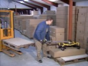 Manipulateur industriel cartons - Capacité de levage (Kg) : 80