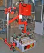 Manipulateur industriel pour batteries - Auto- véhicule industriels