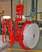 Manipulateur industriel pour bobines Textile - Textile