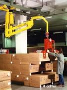 Manipulateur industriel pour cartons chimique - Chimie