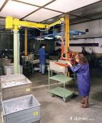 Manipulateur industriel pour Conteneurs alimentaire - Alimentaire