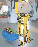 Manipulateur industriel pour conteneurs et cartons - Emballage