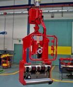 Manipulateur industriel pour électroménagers - Electromécanique