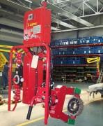 Manipulateur industriel pour engrenages - Mécanique