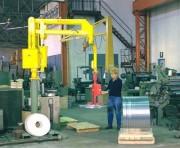 Manipulateur industriel pour feuillards - Mécanique
