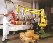 Manipulateur industriel pour Fromages - Alimentaire