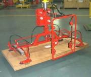 Manipulateur industriel pour panneaux - Bois