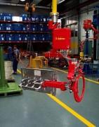 Manipulateur industriel pour pièces de fusion - Fonderie