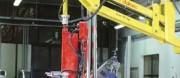 Manipulateur industriel pour pièces de microfusion - Fonderie