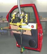 Manipulateur industriel pour portes automobile - Auto- véhicule industriels