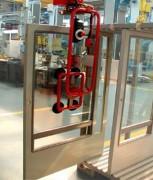Manipulateur industriel pour portes et fenètres - Bois