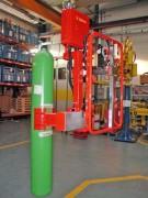 Manipulateur industriel pour réservoirs - Mécanique