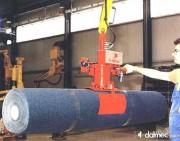 Manipulateur industriel pour rouleaux - Textile