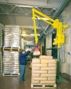 Manipulateur industriel pour sacs alimentaire - Alimentaire