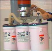 Manipulateur industriel pour seaux - Capacité de levage de 30 Kg