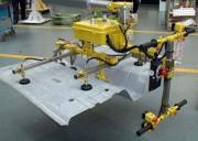 Manipulateur industriel pour tòles - Mécanique
