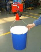 Manipulateur industriel pour tonnelets Chimique - Chimie
