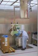 Manipulateur inox pour industrie pharmaceutique - Capacité de levage (Kg) : 80