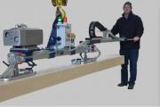Manipulateur levage de Poutres 500 kg - Palonnier à ventouse de Poutres 500 kg