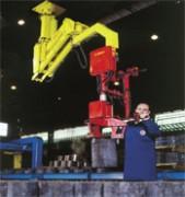 Manipulateur pneumatique Maxipartner MX aérien fixe -
