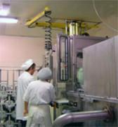 Manipulateur pneumatique posifil PF aérien fixe -