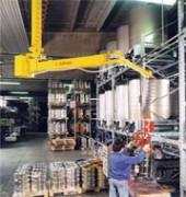 Manipulateur pneumatique Posifil PF aérien mobile -