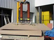Manipulateur sous vide charges très grandes dimensions - Capacité de charge (kg) : 120-160-200