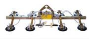 Manipuleur de tôle pneumatique - En deux versions : Fixe et basculante pneumatique/manuel