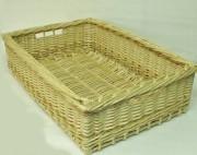 Manne pâtissière - Dimension disponible (L x l x H) cm : 63 x 43 x 14