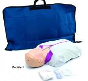 Mannequin de sauvetage adulte - 2 modèles disponibles