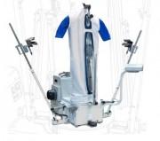 Mannequin repassage avec chaudière intégrée - Chaudière vapeur automatique intégrée.