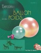 Manuel vert exercices avec un ballon et des poids - 32 pages en couleurs + de 80 photos.