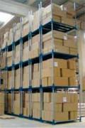 Manurack de stockage renforcé - Capacité de charge : 1500 kg