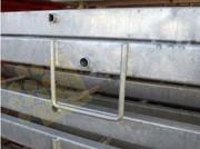 Manurack double renforcé - Capacité de charge : 1800 kg