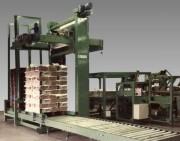 Manutention d'imprimés - 2.400 unité/h - 240 couches/h - terminal de dialogue