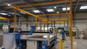 Manutention légère structure autoportante - Structure autoportante capacité 150kg à 2000kg