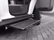 Marchepied électrique voiture - Épaisseur : 47 mm