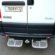 Marchepied pour Renault Master - Pour tout type de Master