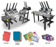 Margeur intelligent multifonctions - Productivité : Jusqu'à 100 cycles/minute - 6 000 cycles/heure