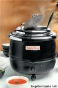 Marmite à soupe 400W - Dimensions L x P x H : 320 x 320 x 370 mm