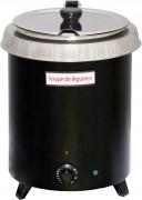 Marmite à soupe 8,5 L - Dimensions : Ø 295 mm, H 385 mm